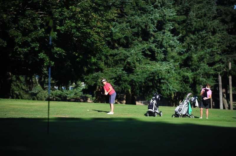 SUBMITTED PHOTO  - The Lake Oswego Ladies Golf Club will begin play April 4. They invited women interested in joining the club to a breakfast March 28 at 9 a.m. at the Lake Oswego Golf Course.