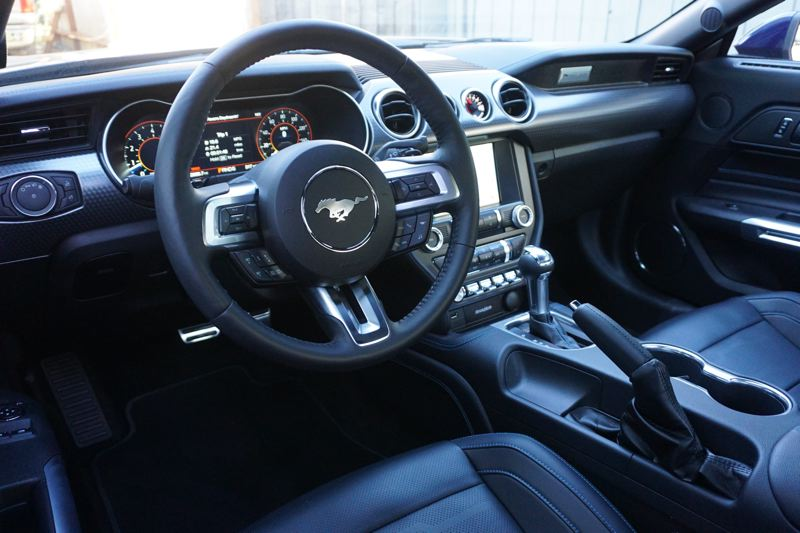 PORTLAND TRIBUNE: JEFF ZURSCHMEIDE - Among the available upgrades are a voice-activated touchscreen infotainment system with navigation, adaptive cruise control, blind spot monitoring, parking proximity alarms, and a magnetic response suspension system.