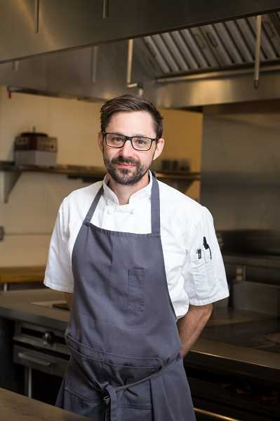 Justin Woodward from Castagna