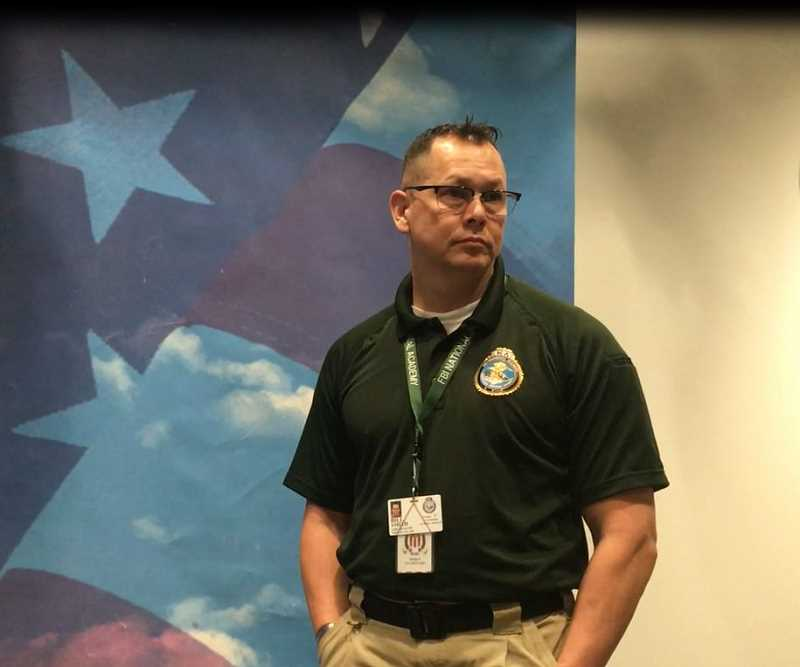 CONTRIBUTED PHOTO: OREGON FBI - Gresham Police Departments Lt. William Smith attended the FBI National Academy.