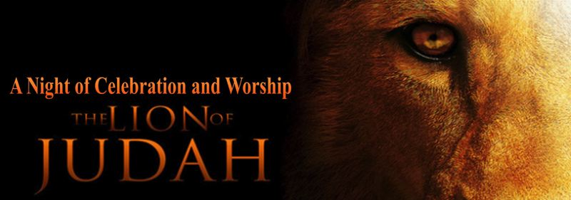 ART COURTESY OF WARREN COMMUNITY FELLOWSHIP CHURCH - The Lion of Judah will be presented at 7 p.m. Saturday, March 31, at Warren Community Fellowship Church.