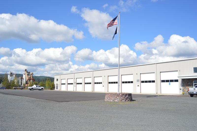 SPOTLIGHT FILE PHOTO - Staff with the Port of St. Helens say the agency is looking into developing a new, roughly 90,000-square-foot industrial building to accommodate research and manufacturing tenants coming to Columbia County as a result of OMIC.