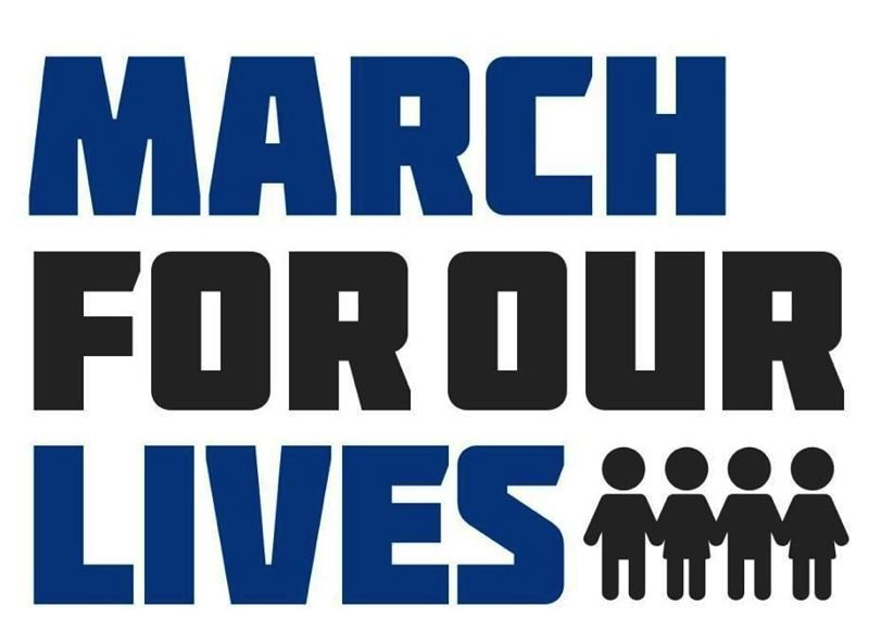 CONTRIBUTED - A logo for the 'March for Our Lives' protest planned for Saturday, March 24 in downtown Portland.