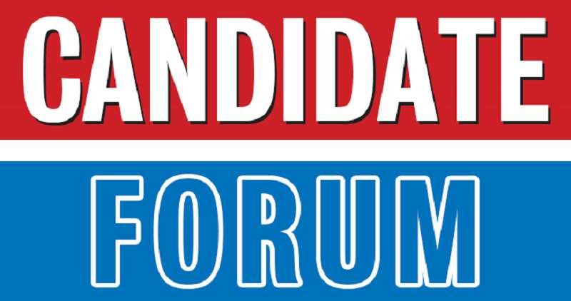 PIONEER LOGO - Democratic candidates for the 2nd Congressional District will participate in a forum March 28, at the library annex in Madras.