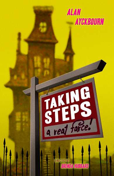 PHOTO COURTESY OF LEE MOYER - 'Taking Steps' is scheduled from March 1-April 7 on Lakewood Theatre Company's Mainstage.