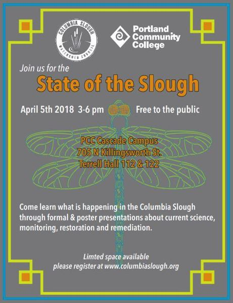 COURTESY - State of the Slough Symposium