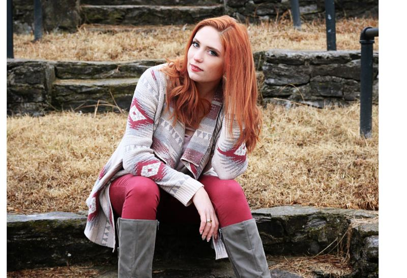 SUBMITTED PHOTO - Country music star Briana Renea of Canby has a May 13 concert scheduled at the Wild Hare Saloon in Oregon City.