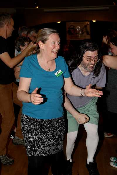 SUBMITTED PHOTO - All are welcome at the month Irish ceili social dance at Winona Grange April 6.