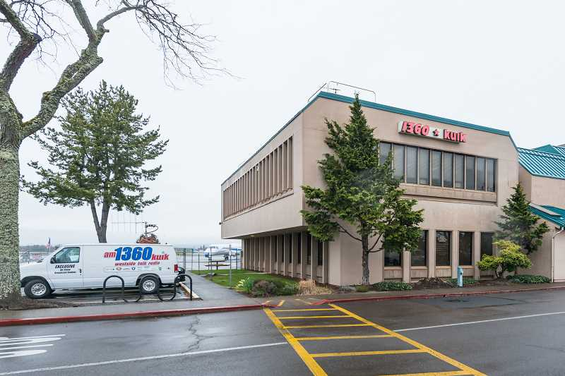 STAFF PHOTO: CHRISTOPHER OERTELL - KUIK has been broadcasting from its home at the Hillsboro Airport for decades, but will shut down this month after more than 60 years on the air.