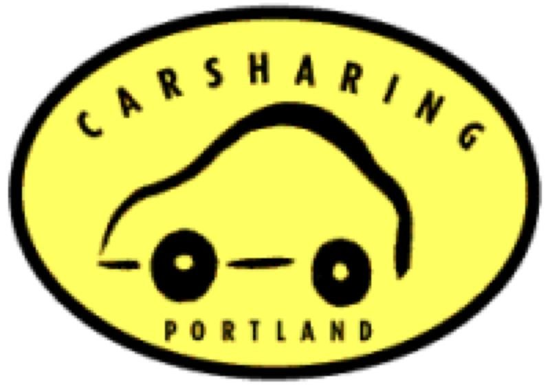 COURTESY: DAVE BROOK - The original CarSharing Portland logo.