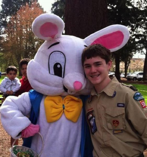 FILE PHOTO - Easter Egg hunts throughout our community.