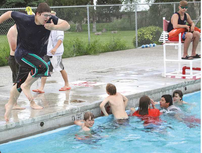 CENTRAL OREGONIAN - Pool replacement efforts may involve a parks district expansion to boost tax revenue to cover operating expenses.