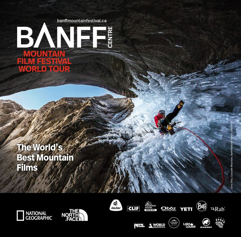 Pamplin Media Group - Banff film festival coming to Forest