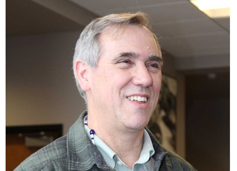 HOLLY M. GILL - U.S. Sen. Jeff Merkley will hold a town hall in Warm Springs April 4.