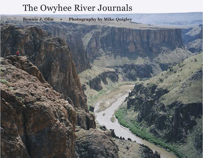 Bonnie Olin will be at the Canby Public Library to talk about the Owyhee.