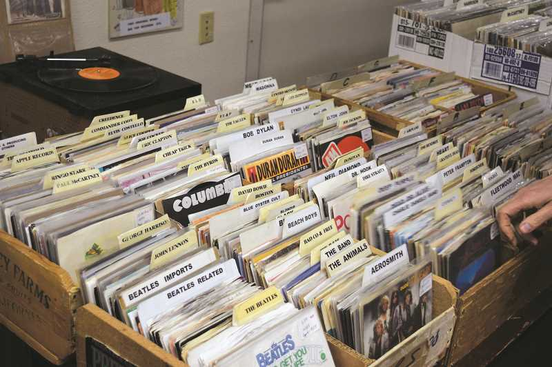 The 35th annual Record Bonanza lands in Canby on April 15.