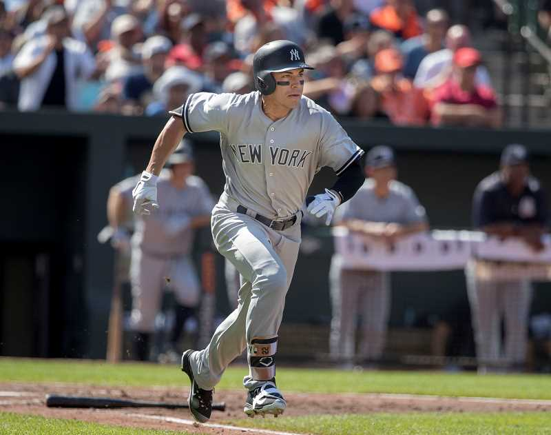 KEITH ALLISON/CREATIVE COMMONS - Former Madras High standout Jacoby Ellsbury is entering his 12th season in the majors, and fifth with the New York Yankees.