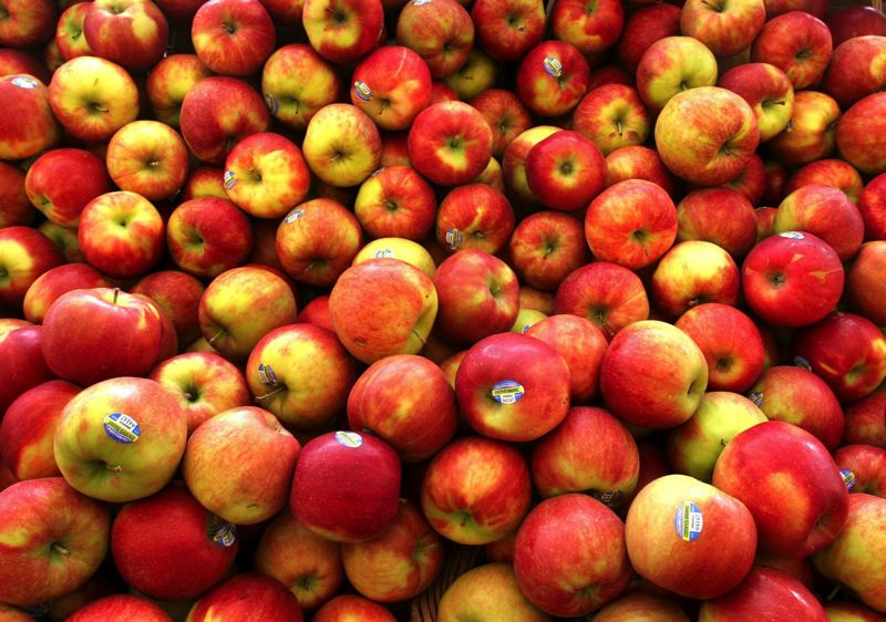 PAMPLIN MEDIA GROUP FILE PHOTO - Northwest Apple growers are among agriculture groups worried about negative impacts from a possible trade war with China.