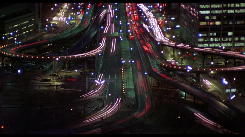 COURTESY HOLLYWOOD THEATRE - A scene from the flim Koyaanisqatsi, based on the Hopi word for 'unbalanced life.'