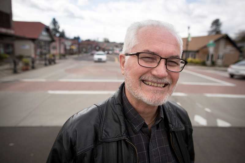 FILE PHOTO - Craig Dirksen, former Tigard mayor, was recently named as the winner of Tigard's First Citizen award, given annually by the Tigard Chamber of Commerce.