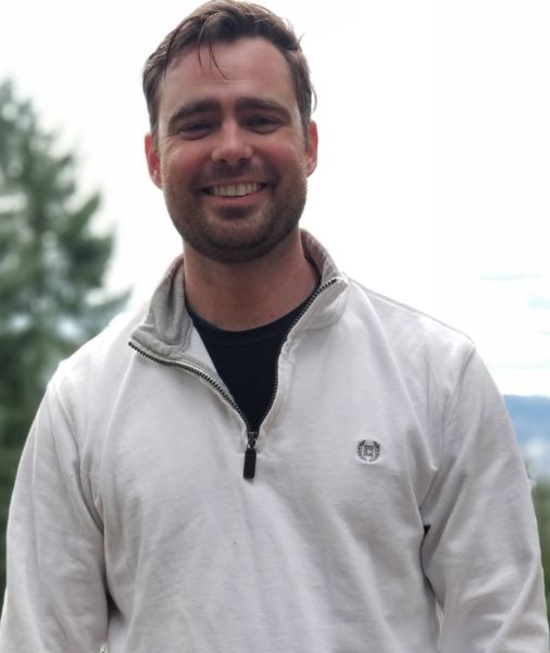 COURTESY: TRIMET - Thomas Thor Dunn, 36, is a new TriMet driver who fights weight gain with naps, the gym and 2 minute planks.