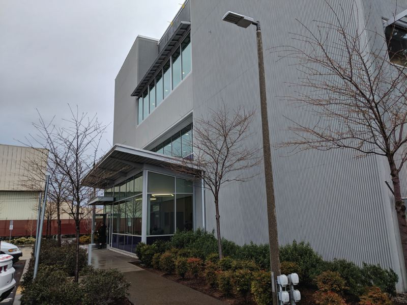 PAMPLIN MEDIA GROUP: JOSEPH GALLIVAN  - TriMet's headquarters building on Southeast 17th Avenue has nap rooms and a gym. Bus operators sleep is often disrupted by split shifts covering early morning and evening rush hours.
