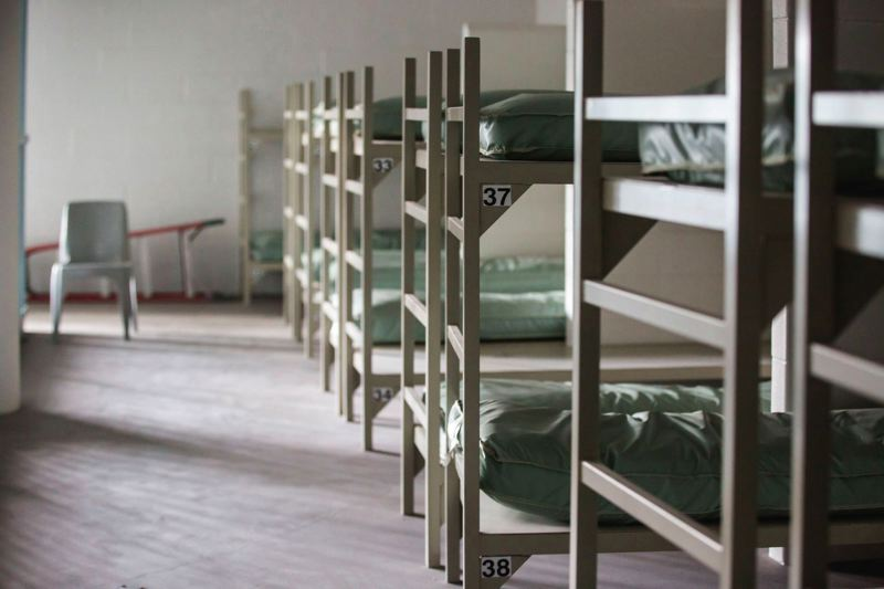 PORTLAND TRIBUNE FILE PHOTO - Homer Williams and the nonprofit Harbor of Hope have thrown a wrench into plans to sell the never-opened Wapato jail by offering $7 million turn it into a homeless shelter.