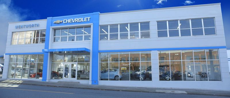 COURTESY WENTOWRTH AUTO GROUP - Wentworth Chevrolet is located at 107 S.E. Grand Ave.
