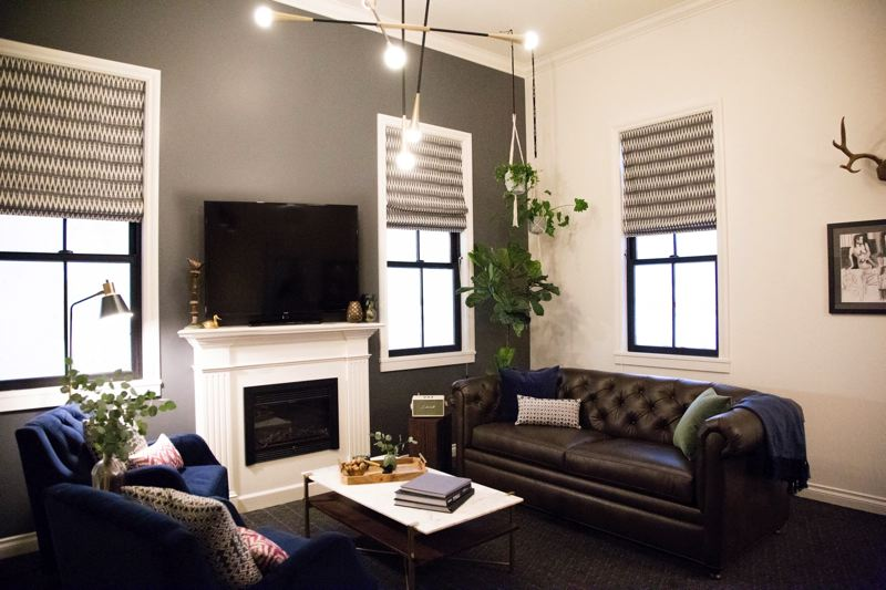 COURTESY: HALEY SWINTH - A brand-new build that matches the historic character of downtown McMinnville, the Atticus Hotel opened this month as a luxury yet inviting hotspot for wine country visitors.