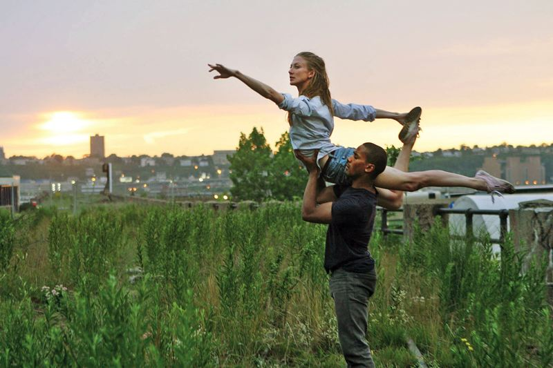 COURTESY PHOTO - 'NY Export: Opus Jazz' is part of the Contact Dance Film Festival.