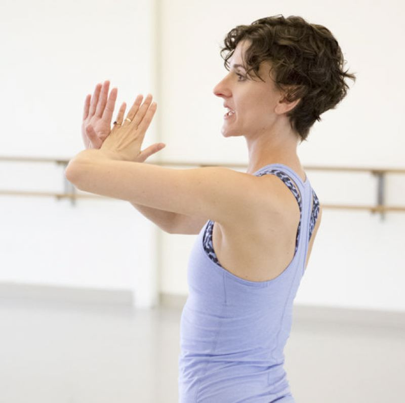 COURTESY: THE PORTLAND BALLET - Anne Mueller is taking on a two-month position with the National Ballet of Canada, and she plans to return to The Portland Ballet in a resident choreographer role.