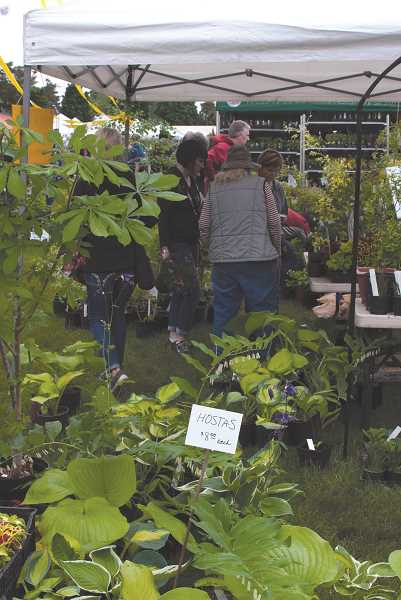 The annual Spring Garden Fair will be May 5-6 in Canby.