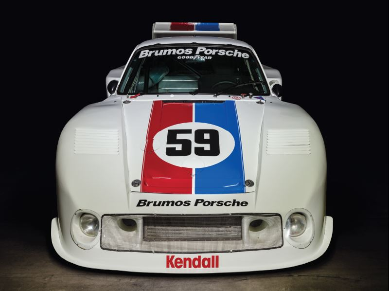 COURTESY WOS - This racing Porsche is just one of many by the German manufacturer to be exhibited at the World of Speed.