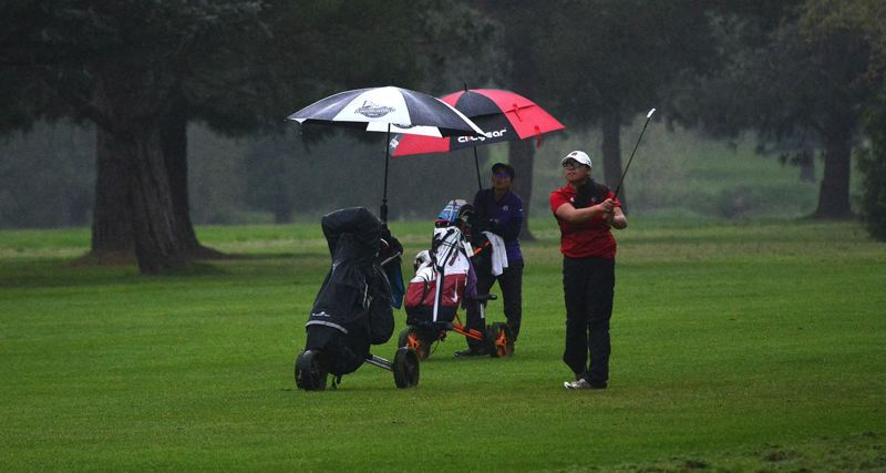 TIMES FILE PHOTO - Westview junior Jessica Ponce and the Wildcats are the Class 6A defending state champions in girls golf.