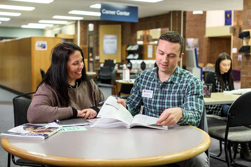 CONTRIBUTED PHOTO: CLACKAMAS COMMUNITY COLLEGE - Clackamas Community College will soon host a series of workshops focused on career and job exploration skills and helping students stay on track while pursuing higher education.