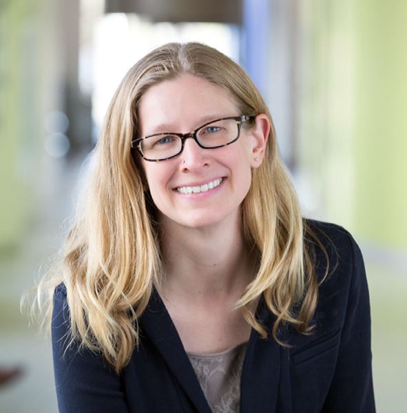 COURTESY CITY OF BEAVERTON - Abigail Elder will move from director of the Beaverton City Library to director in the office of Mayor Denny Doyle, effective May 15.