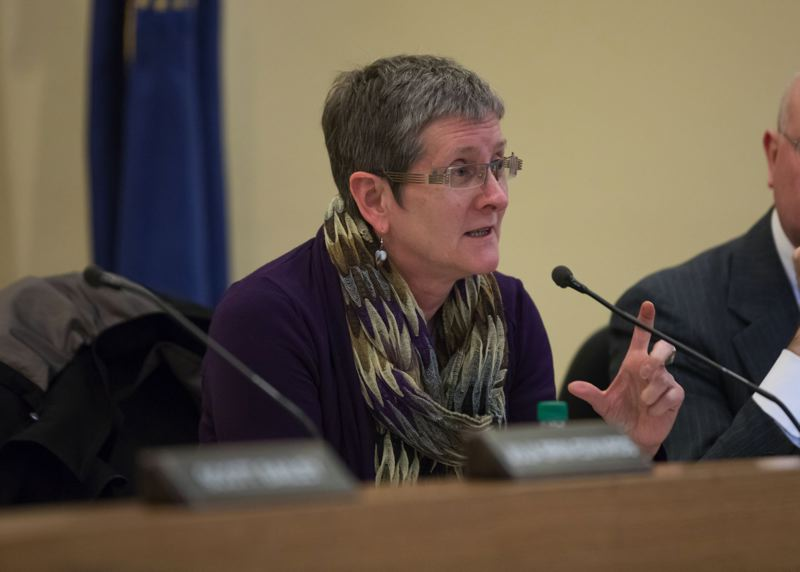 TRIBUNE FILE PHOTO - Portland Public Schools board member Rita Moore.