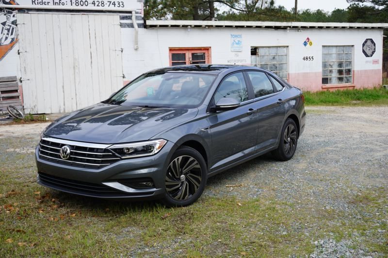 PORTLAND TRIBUNE: JEFF ZURSCHMEIDE - The new Jetta is based on the same platform that carries the compact Tiguan and mid-size Atlas SUVs. It is the foundation of the value proposition offered by the Jetta.
