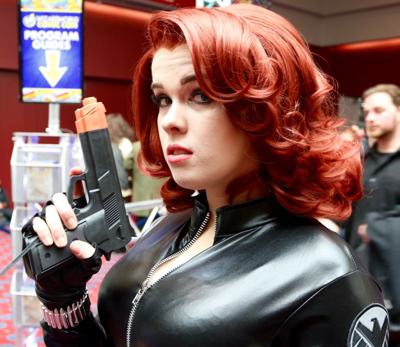 Pamplin Media Group Eye Popping Costumes Take Wizard World By Storm