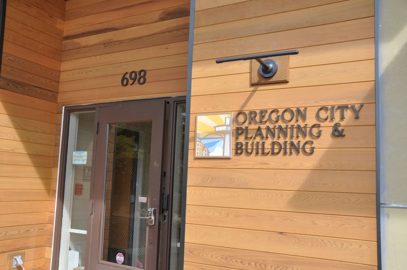 PHOTO COURTESY: KRISTIN BROWN - Oregon City's Community Development Department will reopen at its new Warner Parrott Road offices on Monday, April 23.