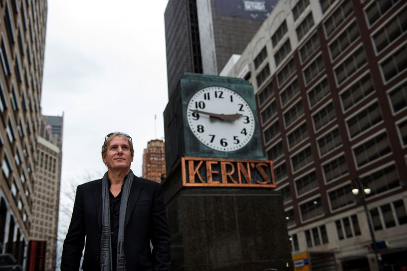 COURTESY: FATHOM EVENTS - Michael Bolton has made the documentary 'American Dream: Detroit,' which will appear in local theaters May 15.