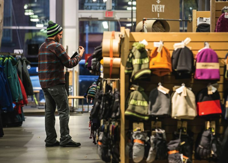 PAMPLIN MEDIA GROUP FILE PHOTO - Oregon's retail sector led the way in job creation during the past three months. The state's unemployment rate has held steady at 4.1 percent for the past 15 months.