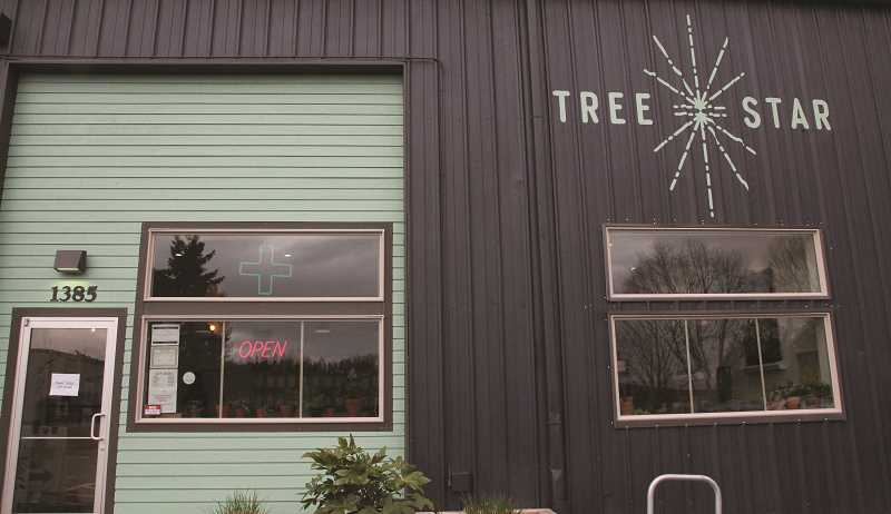 LINDSAY KEEFER - Treestar opened on March 15 on Industrian Avenue in Woodburn.