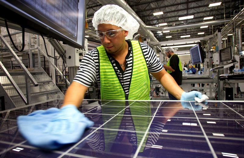 SunPower +10% on SolarWorld Americas deal, making it top U.S. producer