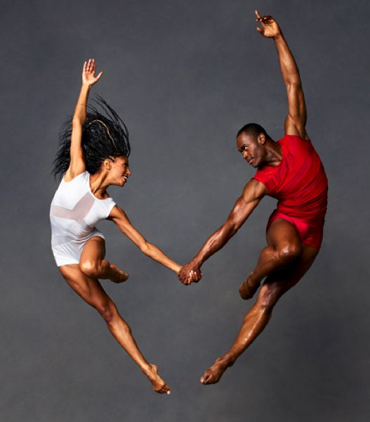 COURTESY PHOTO - Alvin Ailey Dance Theater is dancing in Portland, April 24-25.