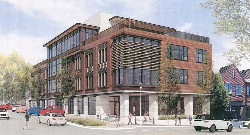 Lake Oswego City Councilors overturned the Development Review Commission on Tuesday, approving a proposal for a mixed-use development at the corner of B Avenue and Third Street.