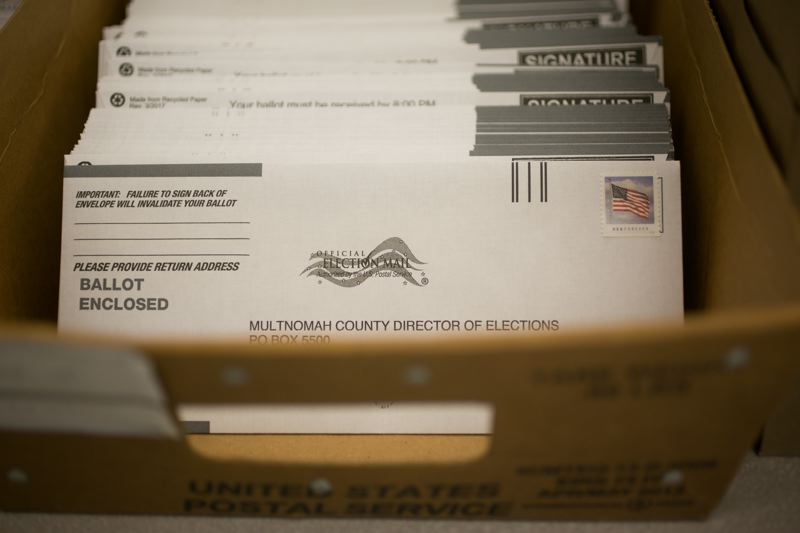 COURTESY PHOTO: MULTNOMAH COUNTY - Oregonians have until April 24 to register to vote in the May 15 primary election.