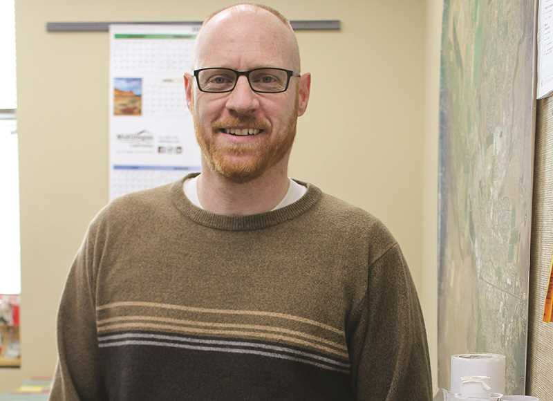 JASON CHANEY - Josh Smith has worked for the City of Prineville Planning Department for the past 13 years.