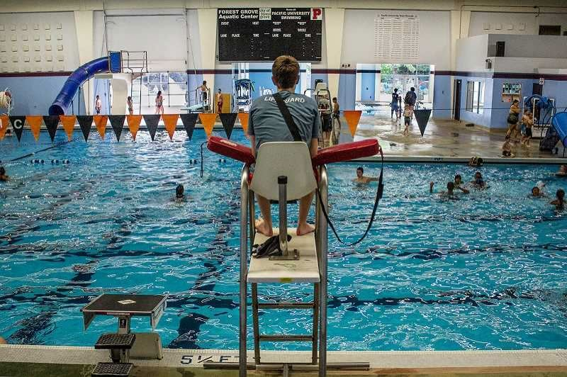 FILE PHOTO - Fees at the Forest Grove Aquatic Center will increase by 3.5 percent in July.