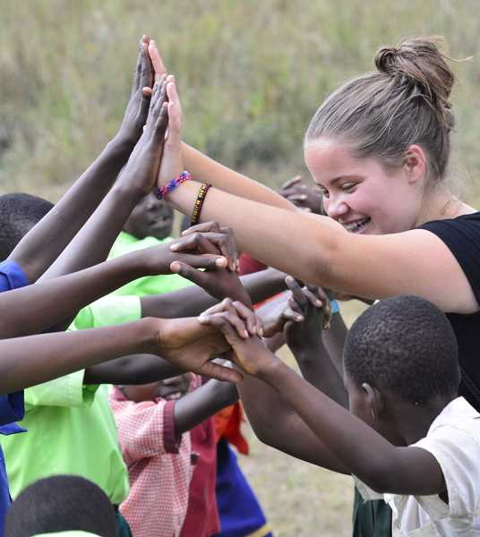 Canby's Amazing Kid award recipient has a heart for the people of East Africa.